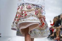 So Striking, Manish Arora Ready to Wear Spring Summer 2015 Collection in Paris.