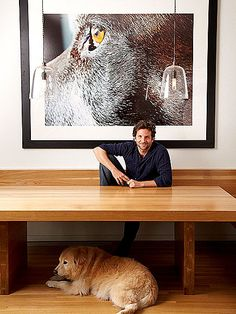 Bradley Cooper has had two major loves in his life in recent years: his dogs, Samson and Charlotte. While Samson is no longer around, he is remembered lovingly in a photo tribute and the rescued 15-year-old German shorthaired pointer still plays a big role in Cooper's life.