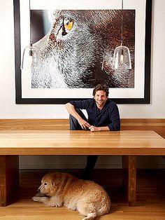Bradley Coopers dog
