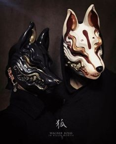 I dig this type of fox mask. Character Concept, Character Art, Kitsune Mask, Japanese Mask, Cool Masks, Armor Concept, Animal Masks, Masks Art, 3d Prints
