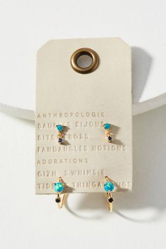 Shop the Caribbean Seas Earring Set and more Anthropologie at Anthropologie today. Read customer reviews, discover product details and more.