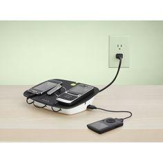 Amazon.com: Belkin Conserve Valet with Energy-Saving USB Charging Station: Electronics