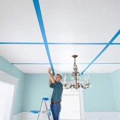 Photo: Ryan Benyi | thisoldhouse.com | from How to Build a Coffered Ceiling