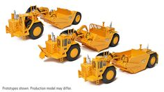 ANNOUNCEMENT! Caterpillar 651B & 657B [CCM 1:48]