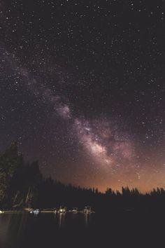 Starry Sky #sky #stars