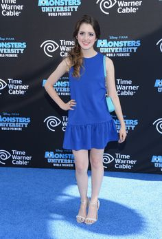 Laura Marano – 'Monsters University' premiere in Hollywood 17.06.13