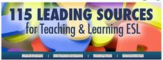 ESL RESOURCES FOR YOU! - Fun To Teach ESL - Teaching English as a Second Language