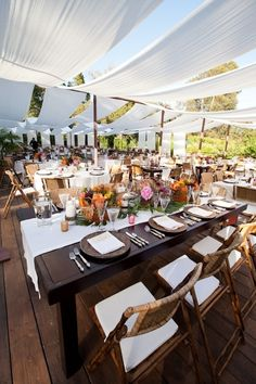 Ralph Lauren Meets Safari Wedding designed by La Fete Weddings. Outdoor Fabric draping and canopy, hard wood subfloor in Santa Barbara. Event Themes, Event Venues, Wedding Themes, Event Decor, Wedding Styles, Wedding Decorations, Wedding Props, Safari Wedding, Safari Party