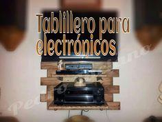 TABLILLERO para electrónicos