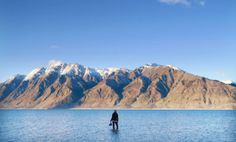 Behind the Lens: Lake Hawea, New Zealand - The Wandering Lens - Travel Photography