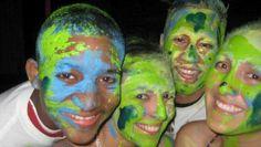 Carnaval in San Pedro, Ambergris Caye, Belize