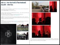 Blog Anaîs et Pedro - Suite N° 7, concert privé à l'InterContinental Marseille - Hotel Dieu, Peter Von Poehl