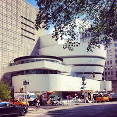 Guggenheim Museum #nyc