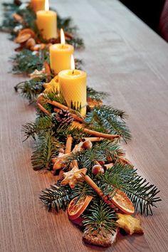 Natural Christmas, Christmas Mood, Homemade Christmas, Rustic Christmas, Simple Christmas, All Things Christmas, Christmas Oranges, Christmas Flowers, Christmas Nails