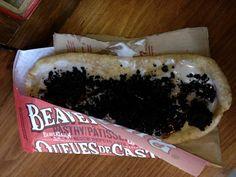 Coco vanil' BeaverTails pastry - drool worthy!