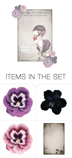 """""""Quiet people have the loudest minds"""" by crankthataudi555 ❤ liked on Polyvore featuring art"""