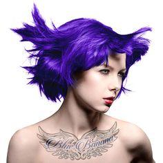 Manic Panic High Voltage Classic Cream Formula Colour Hair Dye 118ml (Ultra Violet)