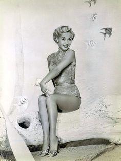 Lovely Jane Powell circa 1950s