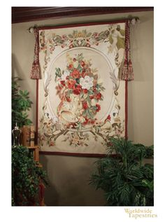 Handwoven Imperial Garland Hand Made in China of wool $1,3127