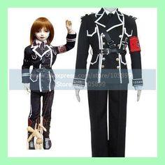 Trinity Blood Rosen Kreuz Orden Cosplay Uniform Costume