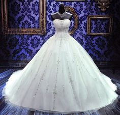 Custom Made Michelle Bridal Gown by MoonlitBridals on Etsy, $2300.00
