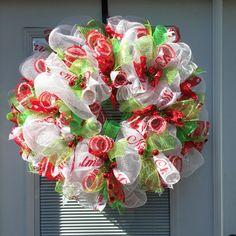 Christmas Wreath $60