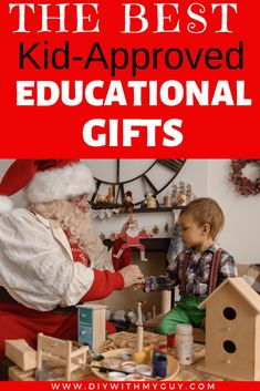 Best Educational Toy Gifts for Kids Christmas gift idea for girls. Christmas gift idea for boys. Christmas Gifts for kids! Christmas Gift Guide, Christmas Gifts For Kids, All Things Christmas, Holiday Gifts, Christmas Ideas, Christmas Time, Frugal Christmas, Magical Christmas, Family Christmas
