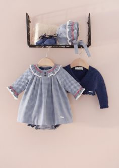 Baby Outfits, Toddler Girl Outfits, Toddler Dress, Kids Outfits, Kids Frocks, Frocks For Girls, Little Girl Dresses, Baby Girl Fashion, Toddler Fashion