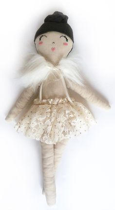 Image of Numbered Doll #12