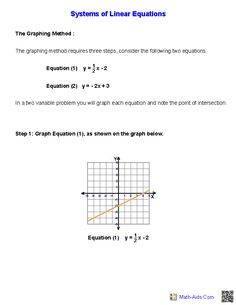 Worksheets Solving Systems Of Equations Worksheets pinterest the worlds catalog of ideas handout for systems equations worksheets