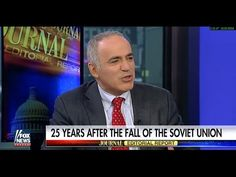Garry Kasparov - Putin's Meddling and other fears of the Trump Putin all...