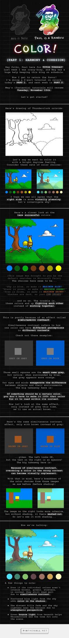 Psychology : Art by Paul A. Tillery IV Blog/Website | (thundercluck-blog) || C