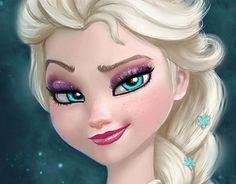 "Check out new work on my @Behance portfolio: ""Elsa"" http://be.net/gallery/32839043/Elsa"