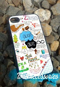 The fault in our stars 2  iPhone 4/4s/5 Case  by Bestaccessories, $14.00