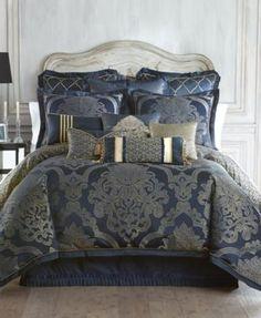 Waterford Vaughn Bedding Bedding Collection  | macys.com