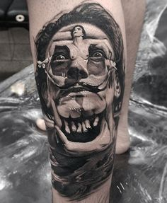 Surrealism Tattoos Inked Magazine Tattoos Pinterest inside Surrealism Tattoo …