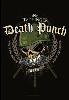 Five Finger Death Punch,