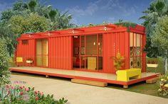 Soft Arquitetura : Custo de uma Casa Container