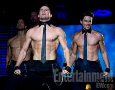 Matt Bomer & Channing Tatum: Shirtless 'Magic Mike' Stills! Channing Tatum and Matt Bomer show off their ripped physiques in this new still from Magic Mike (via Entertainment Weekly). The Steven Soderbergh-directed film,… Magic Mike Channing Tatum, Alex Pettyfer, Matthew Mcconaughey, American Horror Story Saison, Glee, Mtv, Alabama, Chaning Tatum, Mileena