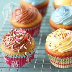 Cupcake alla vaniglia e cioccolato @ allrecipes.it