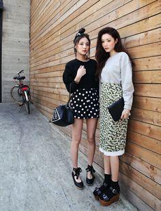 stylenanda - korean fashion - ulzzang - ulzzang fashion - cute girl - cute outfit - seoul style - asian fashion - korean style - asian style - kstyle k-style - k-fashion - k-fashion - asian fashion - ulzzang fashion - ulzzang style - ulzzang girl