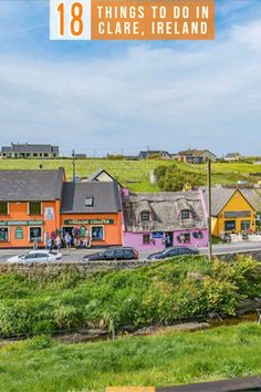 From the iconic Cliffs of Moher to the picturesque Aran Islands and impressive Doolin Cave, there are many fun things to do in Clare, Ireland Europe Travel Outfits, Travel Europe Cheap, Travel Through Europe, Fun Travel, Travel Things, Dublin, Summer Travel, Summer Europe, Europe Europe