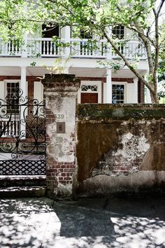 Charleston, South Carolina-- one of my personal favorite places on earth.