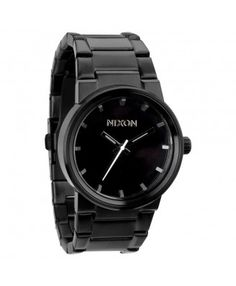 Nixon Cannon Black