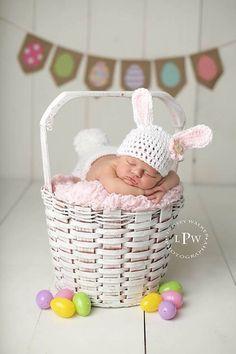 Jailey Bugs Little Girl or Boy Bunny Rabbit. Crocheted by puzo2352