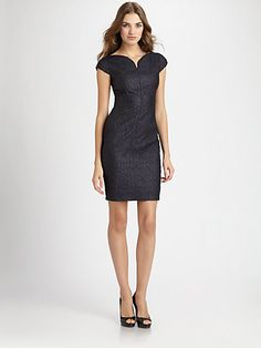Elie Tahari - Melinda Dress - Saks.com