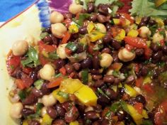 Make and share this Texas Caviar from the Cowgirl Hall of Fame Restaurant recipe from Food.com.