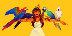 Hetalia ~~~ Bright and Cheerful Seychelles
