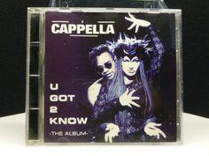 CapellaU got 2 know CD Album Musik Rock Pop Soul Funk RnB 80er 90er 14 Trackssparen25.com , sparen25.de , sparen25.info