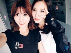 Mina and Momo